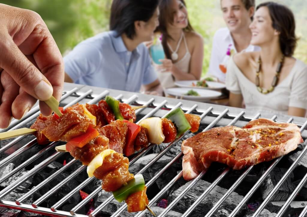 barbecuen of barbecueën